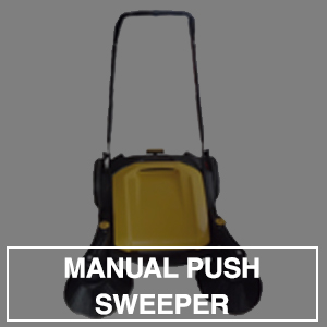 Manual Push Sweepers