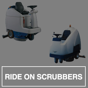 Ride On Scrubbers