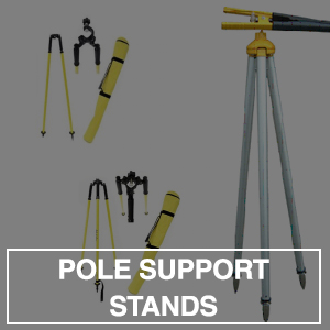 Pole Support Stands